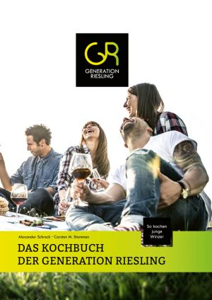 Kochbuch Generation Riesling