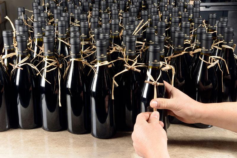 Die kürzlich installierte Filterkerzenlösung Beco Protect PP Pure von Eaton in der Produktionsanlage von Zaccagnini hat bereits mehr als 2,83 Millionen Liter Wein erfolgreich filtriert.